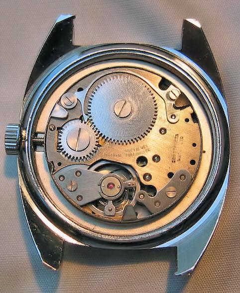 Bicentennial Wrist Watch Vintage Constructa Watch LTD (ref ...
