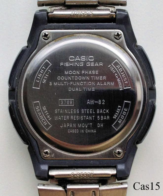 Инструкция Casio 2782