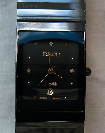 Часы rado jubile 120 0281 3
