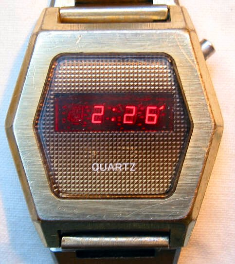 What is LED Watch